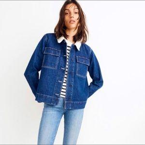 Madewell Northward Denim Jacket